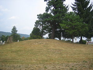 Indian Mound Cemetery - Romney Indian Mound