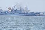 Indian Navy- R22 INS Viraat, F39 INS Betwa (3959733098).jpg