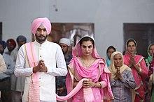 Indisches Paar Wird Intim