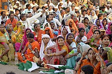 Indian people, Gwalior, Jan Satyagraha 2012.jpg