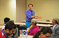 Indic Wikipedian meetup, Wikimania2013 04.jpg