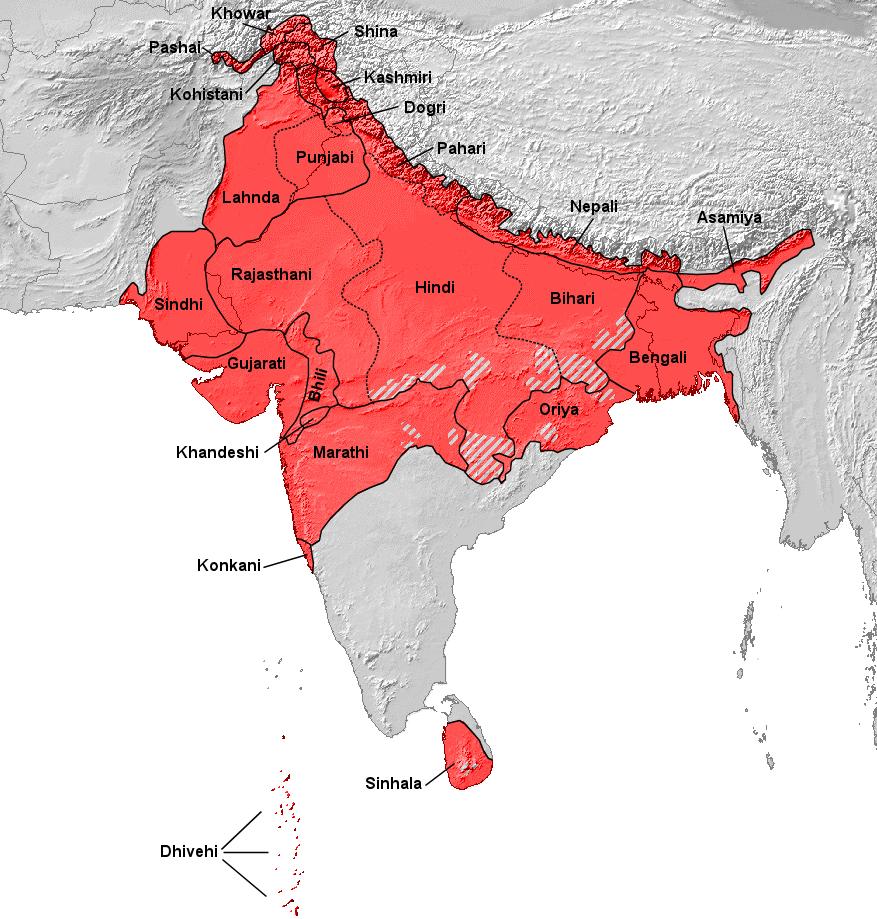 Indoarische Sprachen