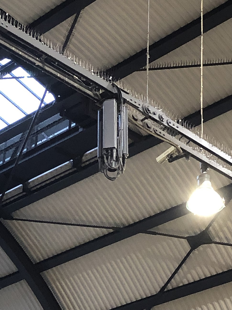 Indoor Sendeanlage Deutsche Telekom