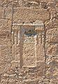 Inscripció romana al campanar de l'església de la mare de Déu de Gràcia, Viver.JPG