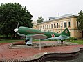 Inside Nizhniy Novgorod Kremlin. Russia. На территории Нижегородского Кремля. Россия - panoramio (3).jpg