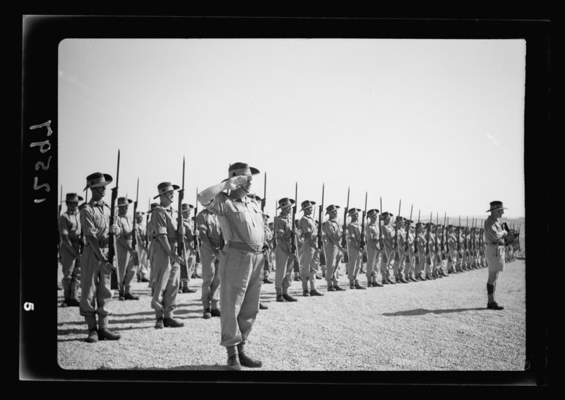 File:Inspection of Australian Guard of Honour at ...