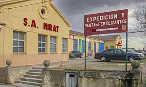 History of fertilizer - Founded in 1812, Mirat, producer of manures and fertilizers, is claimed to be the oldest industrial business in Salamanca (Spain).