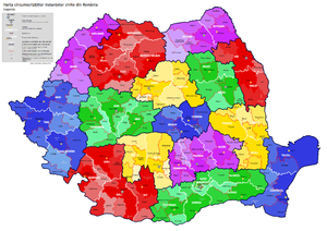 Judiciary of Romania - Civil jurisdictions of Romania