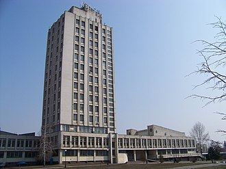 NASU Institute of Archaeology - Institute's building in Kiev