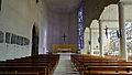 Intérieur de l'église Saint-Lazare de Lèves.JPG