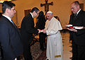 Intalnire Victor Ponta cu Papa Francisc - 01.03.2014 (12) (12923655795).jpg