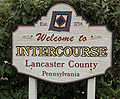 Intercourse Pennsylvania Welcome Sign 2000px.jpg