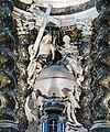 Interior of Chiesa dei Gesuiti (Venice) - sufficit sola fide by Giuseppe Torretti (2).jpg