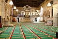 Interno della chiesa della Misericordia trasformata in moschea.jpeg