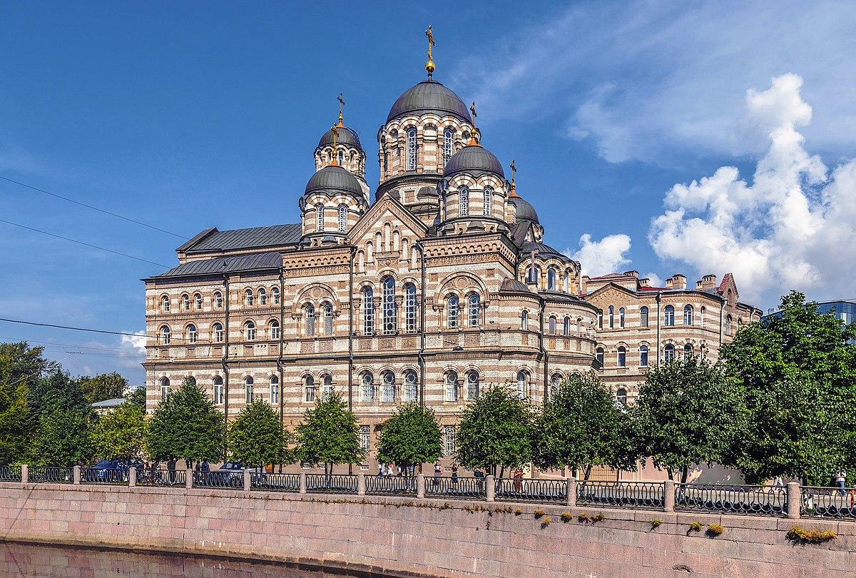 Иоанновский монастырь (Санкт-Петербург) — Википедия