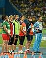 Irada Aliyeva. Athletics at the 2016 Summer Paralympics – Women's javelin throw F13 2.jpg