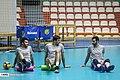 Iran men's national volleyball team in training, 30 December 2019 3.jpg