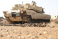 Iraqi Army drives into future with M1A1 Abrams tanks DVIDS361427.jpg