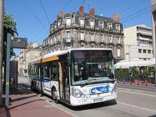 Liste des lignes de bus de limoges wikip dia - Ligne bus limoges ...