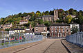Ironbridge pathway on the bridge UK.jpg