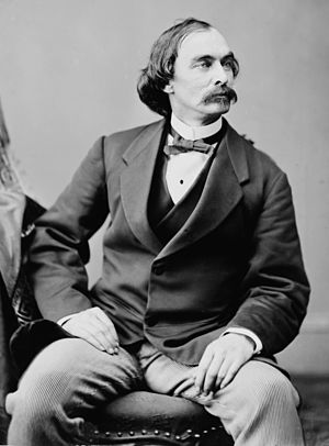 Isaac Israel Hayes - Isaac I. Hayes portrait by Mathew B. Brady, circa 1860-1875