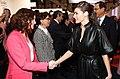 Isabel Díaz Ayuso junto al consejero de Cultura Jaime de los Santos en la inauguración de ARCO 2019. (47239299271).jpg