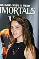 Isabel Lucas- The Immortals (5596092866).jpg