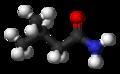 Isovaleramide-3D-balls.png