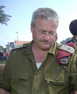 Israel Ziv Israeli aluf (general)