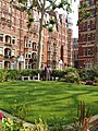 Iverna Court Gardens, Kensington - geograph.org.uk - 464497.jpg