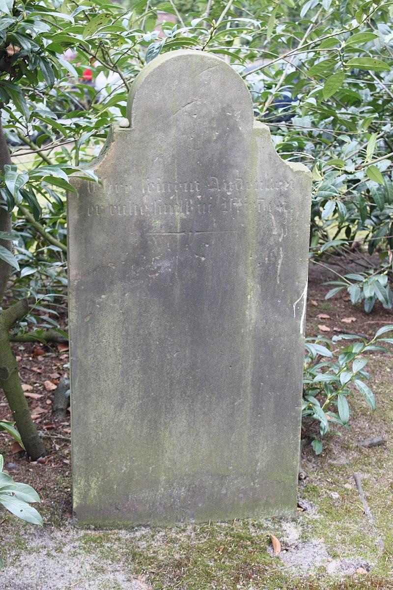 Jüdischer Friedhof Rotenburg Wümme 2011 PD 21.jpg