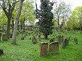 Jüdischer Friedhof Worms - 'Heiliger Sand' - JD.JPG