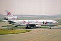 JA8539 3 DC-10-40I JALways(Resocha) KIX 18MAY03 (8390969947).jpg