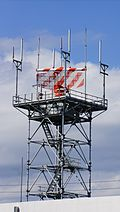 JASDF JFPQ-4 Airport Surveillance Radar at Iruma Air Base 20141103.JPG