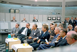 We choose to go to the Moon - Image: JFK Tour of KSC GPN 2000 000605