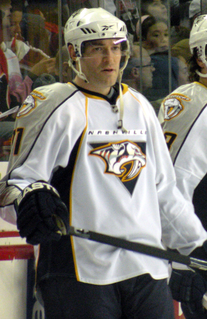 Jean-Pierre Dumont Canadian ice hockey player