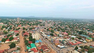 Juba Capital of South Sudan