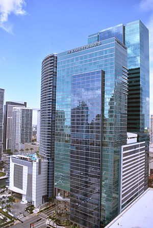 JW Marriott Marquis Miami - Image: JW Marriott Marquis Miami