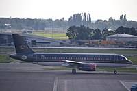 JY-AYU - A320 - Royal Jordanian