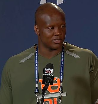 Ja'Wuan James - James at the 2014 NFL Scouting Combine