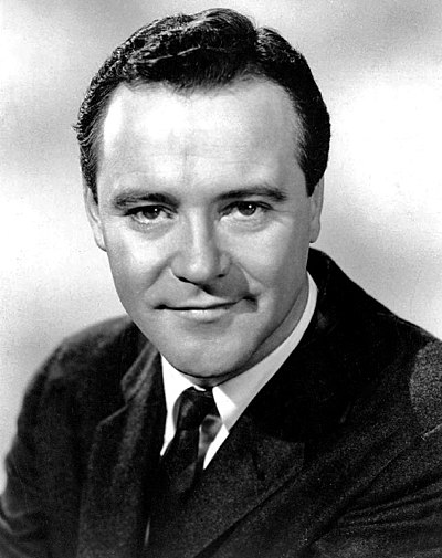 Jack Lemmon, American actor