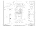 Jacob Evans House, Marlton-Medford Road, Marlton, Burlington County, NJ HABS NJ,3-MART.V,5- (sheet 12 of 24).png