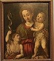 Jacopo Chimenti detto L'Empoli, Madonna col Bambino e San Giovannino, 1580 ca.jpg
