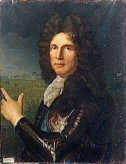 Portrait du Maréchal de Bezons