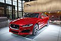 Jaguar Land Rover press conference, 2014 Paris Motor Show 48.jpg