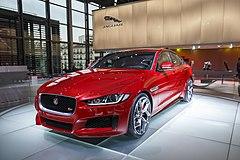 Jaguar xe wiki