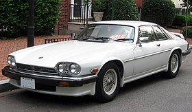 Jaguar Xjs Wikipedia