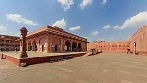 City Palace, Jaipur - Jaipur, City Palace, Diwan-I-Khas