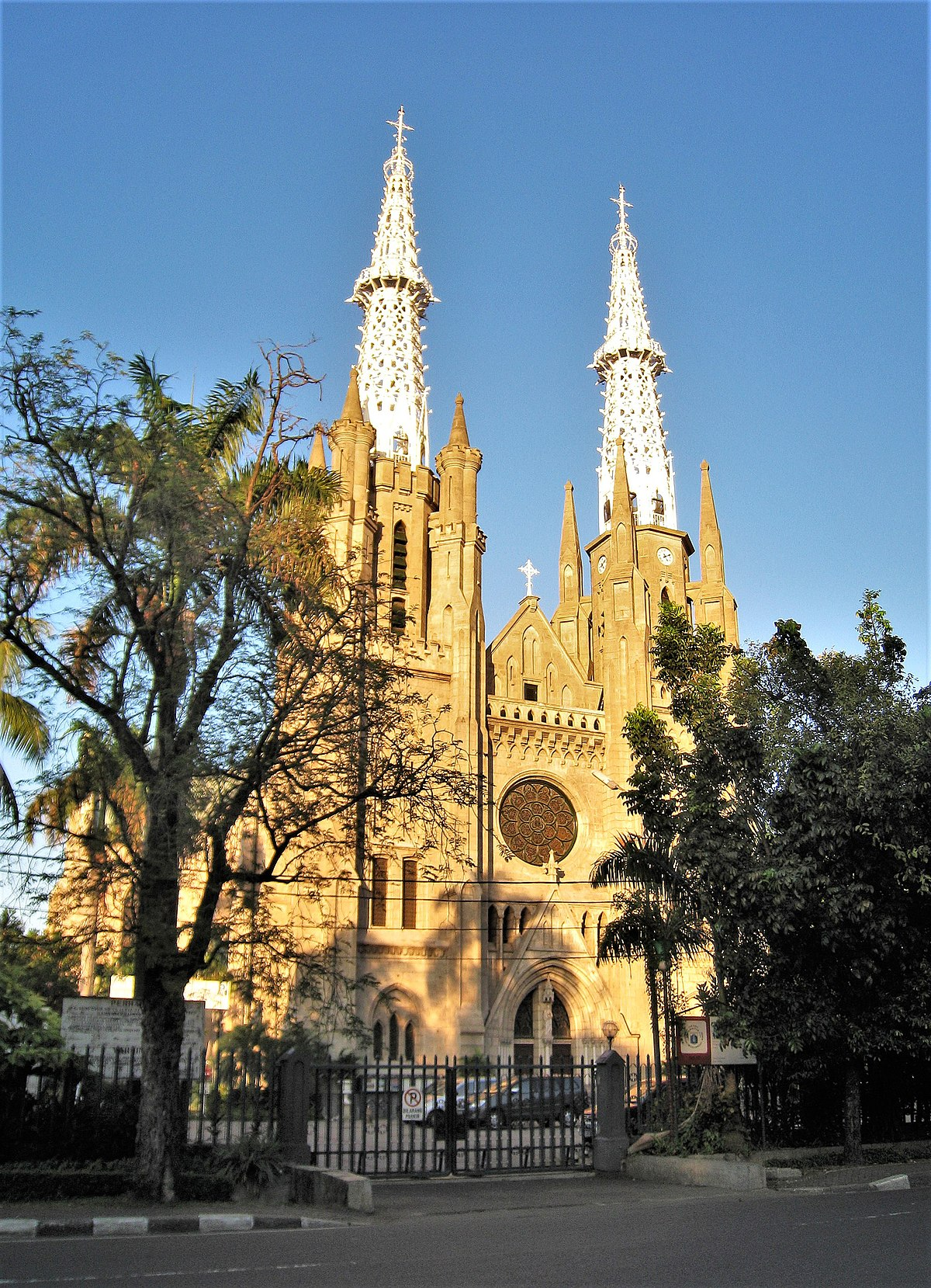 St. Mary of the Assumption Cathedral, Jakarta - Wikipedia