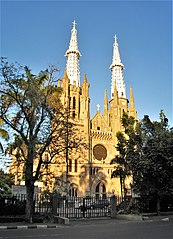 katedral cathedral jakarta